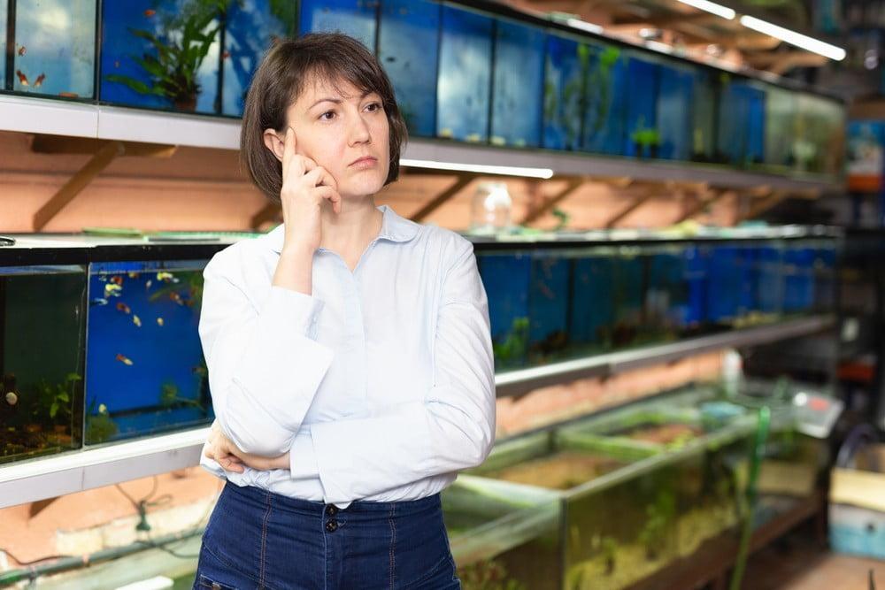 Dúvida ao comprar um aquário